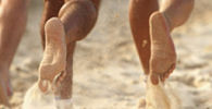 Podiatrists warn of barefoot running dangers