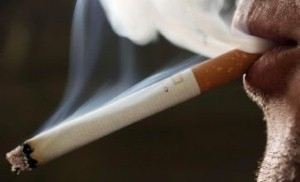 Smoking post-stroke increases death risk