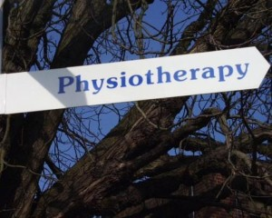 Physiotherapy and working with