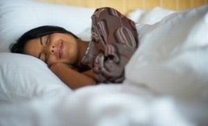 Lack of sleep attributed to weight gain