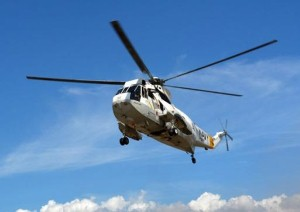 Helicopters play key role in saving lives