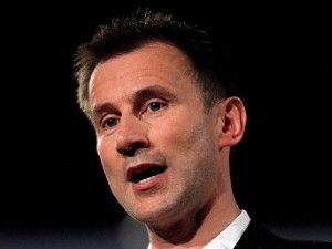 Jeremy Hunt: Reduce NHS mistakes to save lives