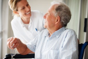 A new report has found that the vast majority of patients are being assessed by physiotherapists in the crucial period after a stroke. Image Credit:Thinkstock