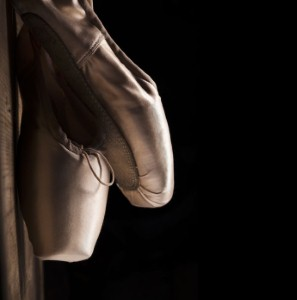 Newly designed ballet shoes are able to track the physical movement of a dancers feet.