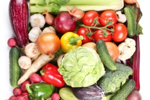 A new report has found that a vegetarian diet only make a slight change in a persons diabetes risk.