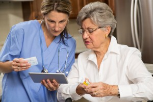 A new report has suggested that gaps in dementia could be affecting patients, highlighting the need for specialised nurses. Image Credit: mphillips007