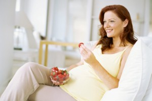 Diabetes UK has highlighted the importance of maintaining a healthy weight during and after pregnancy. Image Credit Thinkstock