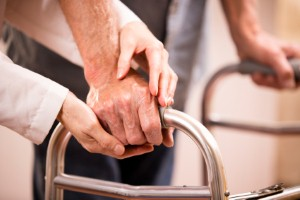 New guidance has said that home care visits should last at least 30 minutes across England. Image Credit: Pamela Moore