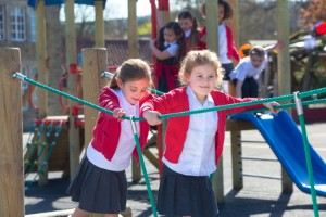 More than three-quarters of children are not getting enough exercise, a new report has found. Image Credit: SolStock