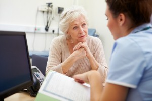 A new study reveals how patients refer to receive their medical results. Image credit: Mark Bowden.