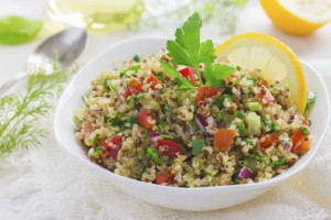 Are healthy foods always the best option? Image: iStock/Anna_Shepulova