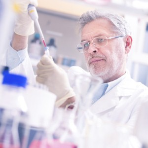 Doctors believe they have found a way to grow body parts in a lab. Image: iStock/kasto80