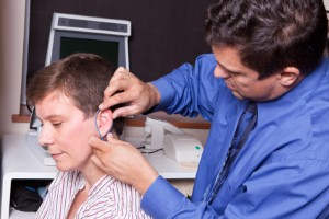 A new test may be able to detect early signs of hearing loss in cystic fibrosis patients. Image: aabejon