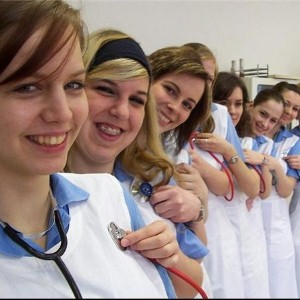The Welsh government is investing in creating new training opportunities for nurses.