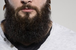 Beards could play a key role in tackling antibiotic resistance. Image: djedzura