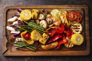 A DNA change that occurs in vegetarians may place them at greater risk of heart disease and some types of cancer. Image: iStock/Lisovskaya