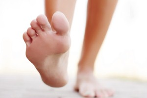 What tips can UK podiatrists take from National Foot Health Awareness Month in the US? Image: iStock/koszlv