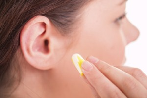 How effective are earplugs at reducing hearing loss from loud music exposure? Image: iStock/Michal Ludwiczak