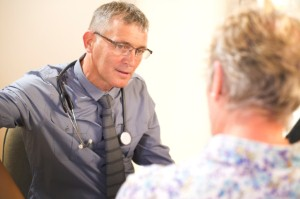 GPs have supported new proposals that would position physiotherapists as the first point of contact for patients. Image Credit: sturti via iStock