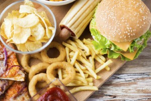 The impact of junk food on the kidneys has been revealed in a new study. Image: dolgachov via iStock