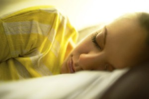 Snoring may prevent women from recovering from breast cancer, according to a new study. Image: ????? ???????? via iStock