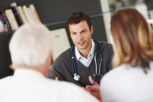 A new study from the Kings Fund has found that physios are helping to take some of the pressure off GPs. Image Credit: laflor via iStock
