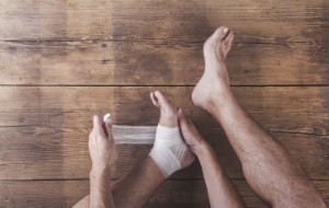 Simple paper tape could help to prevent painful foot blisters, new research has found. Image: Halfpoint via iStock