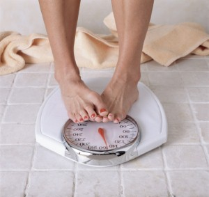 The pleasure of losing weight plays a greater role than the fear of becoming fat in anorexic patients, according to new research. Image: ereidveto via iStock