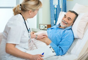 A new report has shown that the standard of stroke care patients receive largely depends on where they live. Image Credit: AlexRaths via iStock