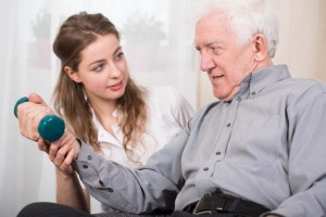 A new audit has shown that wider access to occupational therapy is needed for patients diagnosed with Parkinsons. Image Credit: KatarzynaBialasiewicz via iStock