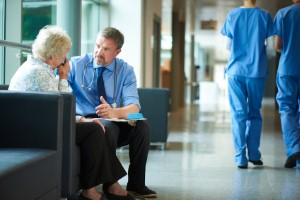 A new report has highlighted the importance of giving doctors more support when it comes to referring to neuro physiotherapy. Image Credit: sturti via iStock