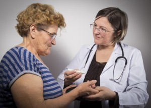 UK doctors are treating more diabetic patients than ever before, as 3.8 million people are currently living with the disease. Image: PositiveFocus via iStock