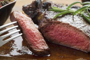 Dieticians should remind their patients of how much meat is healthy for them to eat per day, according to a new report. Image: Pavlo_K via iStock