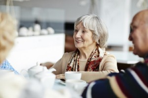 The language skills of women with Alzheimers may make it hard for doctors to determine how advanced their condition is. Image: shironosov via iStock