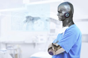 Doctors will never be able to be replaced with artificial intelligence, according to a new report. Image: ANNECORDON via iStock
