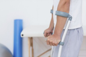 Physiotherapists could play an important role in encouraging greater physical activity in hip replacement patients. Image: Wavebreakmedia via iStock