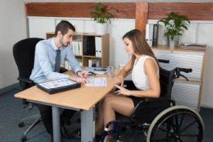 Disabled workers may need more support