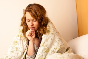People are being urged to speak to a pharmacist if they are concerned about a cough or cold this winter. Image: samotrebizan via iStock