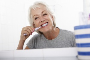 Nurses need to help care home residents to look after their oral health, NICE has stated. Image: bowdenimages via iStock
