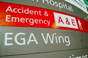 Extra support from occupational therapists could help to ease some of the pressure facing the UKs A&E departments. Image: AmandaLewis via iStock