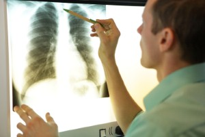 Prime minister Theresa May is being urged to create more opportunities for radiologists and radiographers in the NHS. Image: endopack via iStock