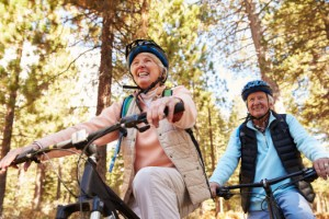 How might regular exercise help to slow down the biological ageing process? Image: monkeybusinessimages via iStock