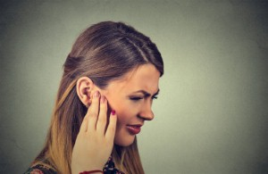 Tinnitus Awareness Week takes place from February 6th to 12th. Image: Siphotography via iStock