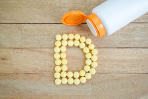 Vitamin D pills could be more effective than the flu jab in preventing respiratory illnesses, according to new research. Image: NatchaS via iStock