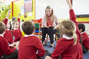 All primary school children in the UK should be taught about mental health conditions, according to a new campaign. Image: bowdenimages via iStock