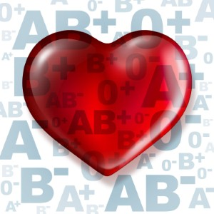 People who are in non-O blood groups are more likely to suffer heart attacks, according to new research. Image: wildpixel via iStock