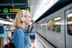 Headphones that may help to detect signs of tinnitus have been developed by UK scientists. Image: Halfpoint via iStock