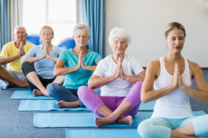 Over-50s need to exercise to keep minds