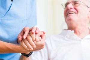 One-third of stroke survivors will go on to develop vascular dementia, with occupational therapists integral to these patients care plans. Image: kzenon via iStock