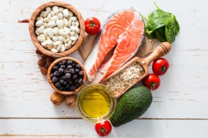 People who incorporate elements of a Mediterranean diet into their lifestyle may be less likely to develop colorectal cancer, new research suggests. Image: a_namenko via iStock